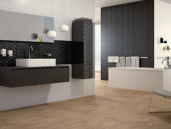 Çanakkale Banyo Dekorasyon Illusion Serisi