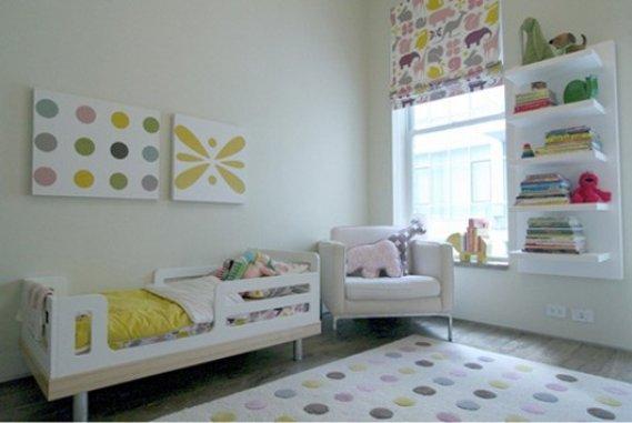 ocuk-Odası-Perdeleri Çocuk Odası Perde Modelleri