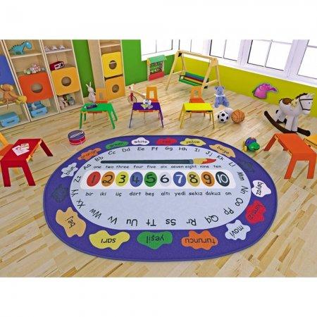 ocuk-Oyun-Odası-Halı-Modeli Çocuk Odası Halı Modelleri