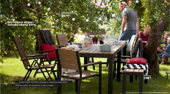 kea-Bahçe-Masa-Ve-Sandalye-Modeli İkea Bahçe Mobilyaları