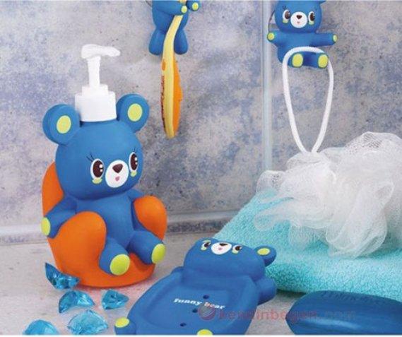 İlginç Çocuk Banyo Aksesuarları