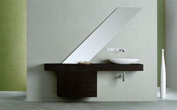 lginç-Modern-Banyo-Aynası-Modeli Modern Banyo Aynası Tasarımları