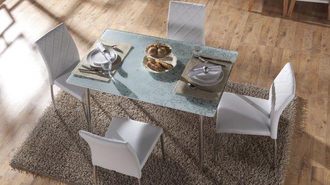 stikbal-Avangard-Mutfak-Masa İstikbal Mutfak Masası