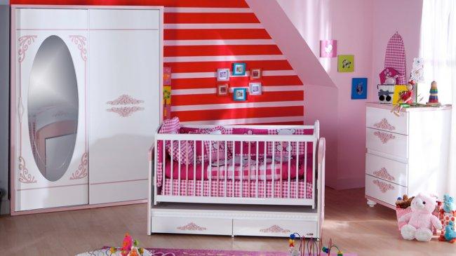 İstikbal Diana Bebek Odası Seti