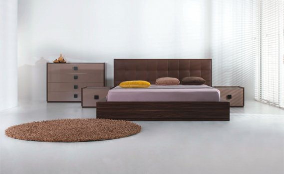Şık Kelebek yatak odası takımları