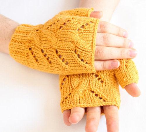 işle-eldiven-örme Kolay Eldiven Yapımı