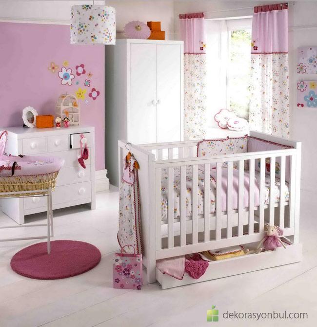 amazing-bebek-odasi-dekorasyonu-bebek-odasi-dekorasyonu-21 Bebek odası dekorasyonu