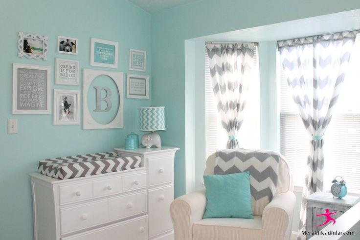 amazing-bebeklerin-odalari-daha-cok-pembe-bebek-odasi-dekorasyonu-19 Bebek odası dekorasyonu