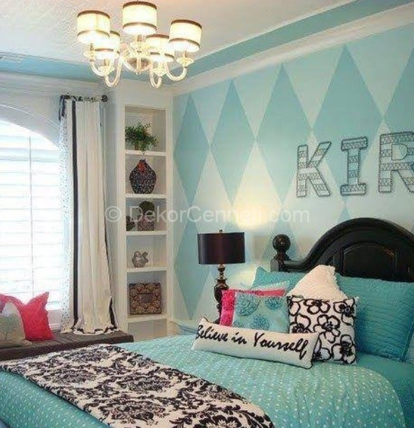 beautiful-en-genc-odasi-dekorasyonu-genc-oda-dekorasyonunda-dikkat-edilmesi-gerekenler-16 Genç oda dekorasyonunda dikkat edilmesi gerekenler