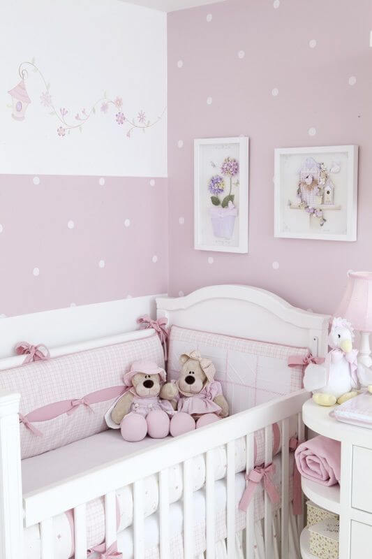 beautiful-pembe-bebek-odasi-3-bebek-odasi-dekorasyonu-11 Bebek odası dekorasyonu
