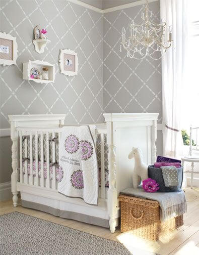 Best ... bebek odası dekorasyonu 8 Bebek odası dekorasyonu