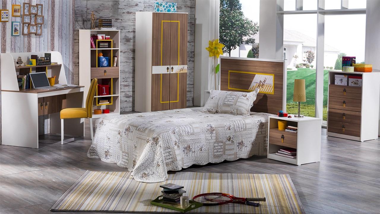 chic-genc-odasi-dekorasyonu-dikkat-edilmesi-genc-oda-dekorasyonunda-dikkat-edilmesi-gerekenler-3 Genç oda dekorasyonunda dikkat edilmesi gerekenler