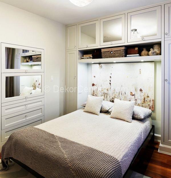 chic-sik-kucuk-yatak-odalari-nasil-yatak-odasi-nasil-duzenlenmeli-19 Yatak odası nasıl düzenlenmeli