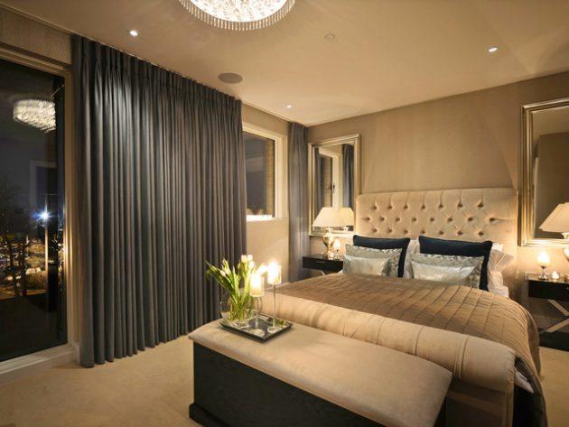 compact-yatak-odasinin-gorunumunu-degistirecek-perde-yatak-odasi-dekorasyonu-5 yatak odası dekorasyonu