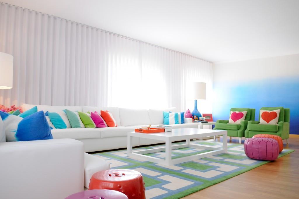 contemporary-rengarenk-ev-dekorasyonlari-12-guzel-ve-sirin-bir-ev-dekorasyonu-icin-fikirler-23 Güzel ve şirin bir ev dekorasyonu için fikirler