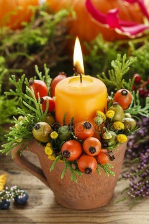 cozy-mum-ve-sonbaharda-bitkiler-ile-bitkilerle-sonbahar-dekorasyonu-20 Bitkilerle sonbahar dekorasyonu