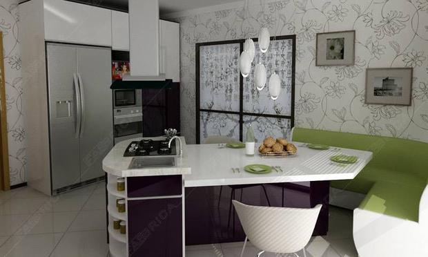 cozy-mutfagi-dar-olanlar-icin-10-mutfagimiz-nasil-dekore-edilmelidir-25 Mutfağımız nasıl dekore edilmelidir