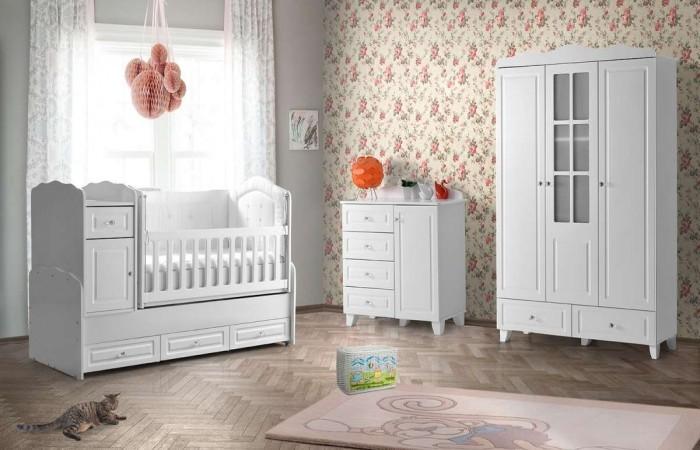cute-tatli-telaslar-ve-sevimli-yorgunluklar-bebek-odasi-dekorasyonu-18 Bebek odası dekorasyonu