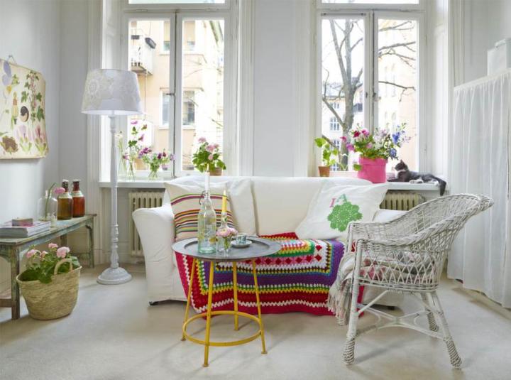 elegant-dekorasyon-fikirleri-mozek-guzel-ve-sirin-bir-ev-dekorasyonu-icin-fikirler-15 Güzel ve şirin bir ev dekorasyonu için fikirler