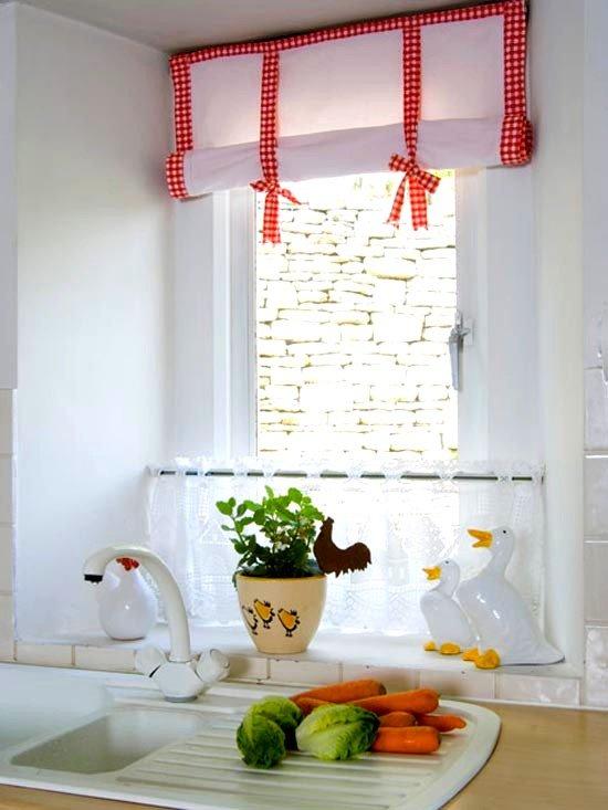 Modern Mutfak perdesi seçerken dikkat etmeniz mutfak perdesi seçerken dikkat etmeniz gerekenler