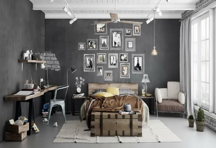 new-gri-renk-dekorasyon-onerileri-ev-dekorasyonunda-renk-kullanimi-9 ev dekorasyonunda renk kullanımı