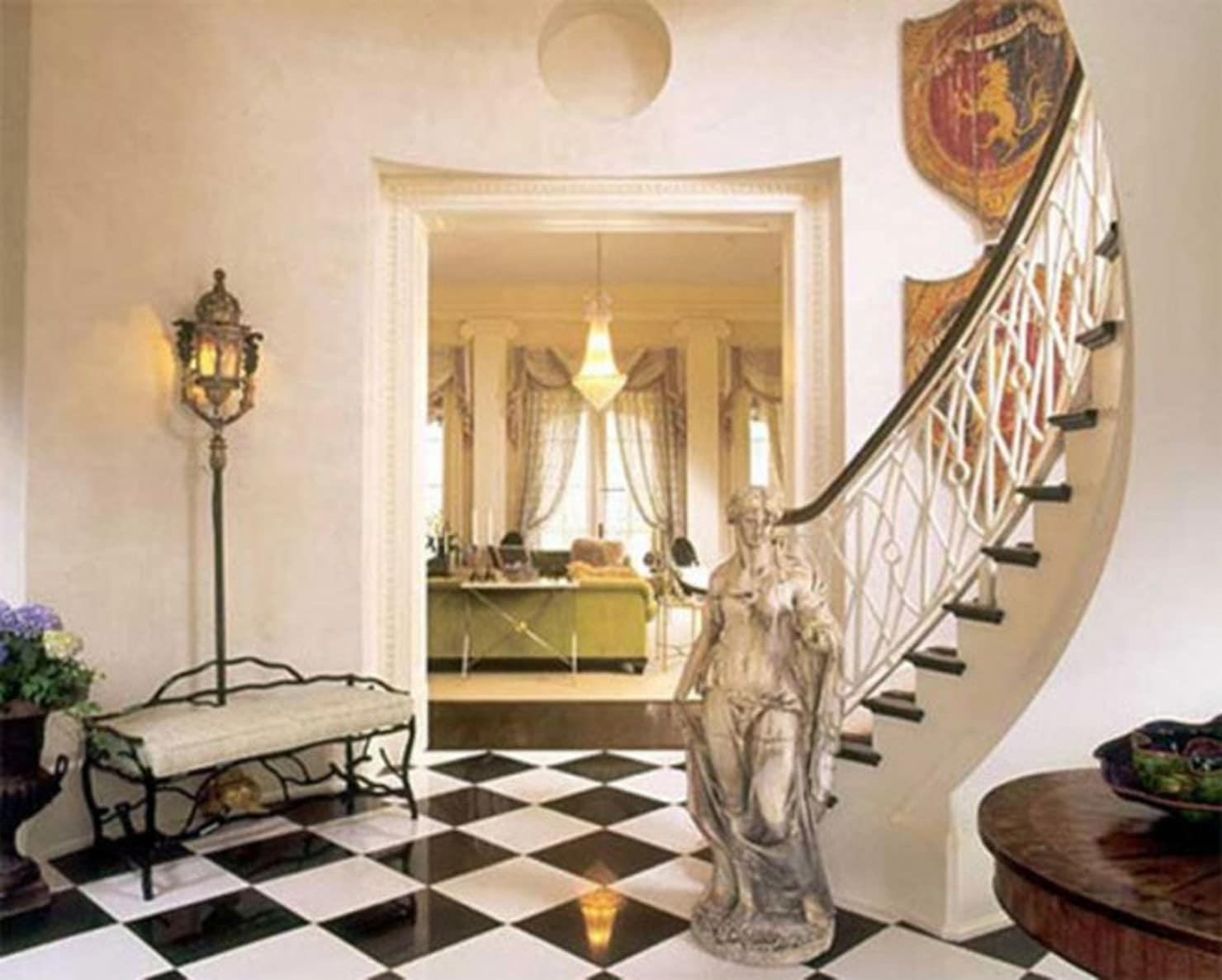 stunning-21-giris-kapisinin-da-giris-evinizin-giris-holunu-dekore-etmek-21 Evinizin giriş holünü dekore etmek