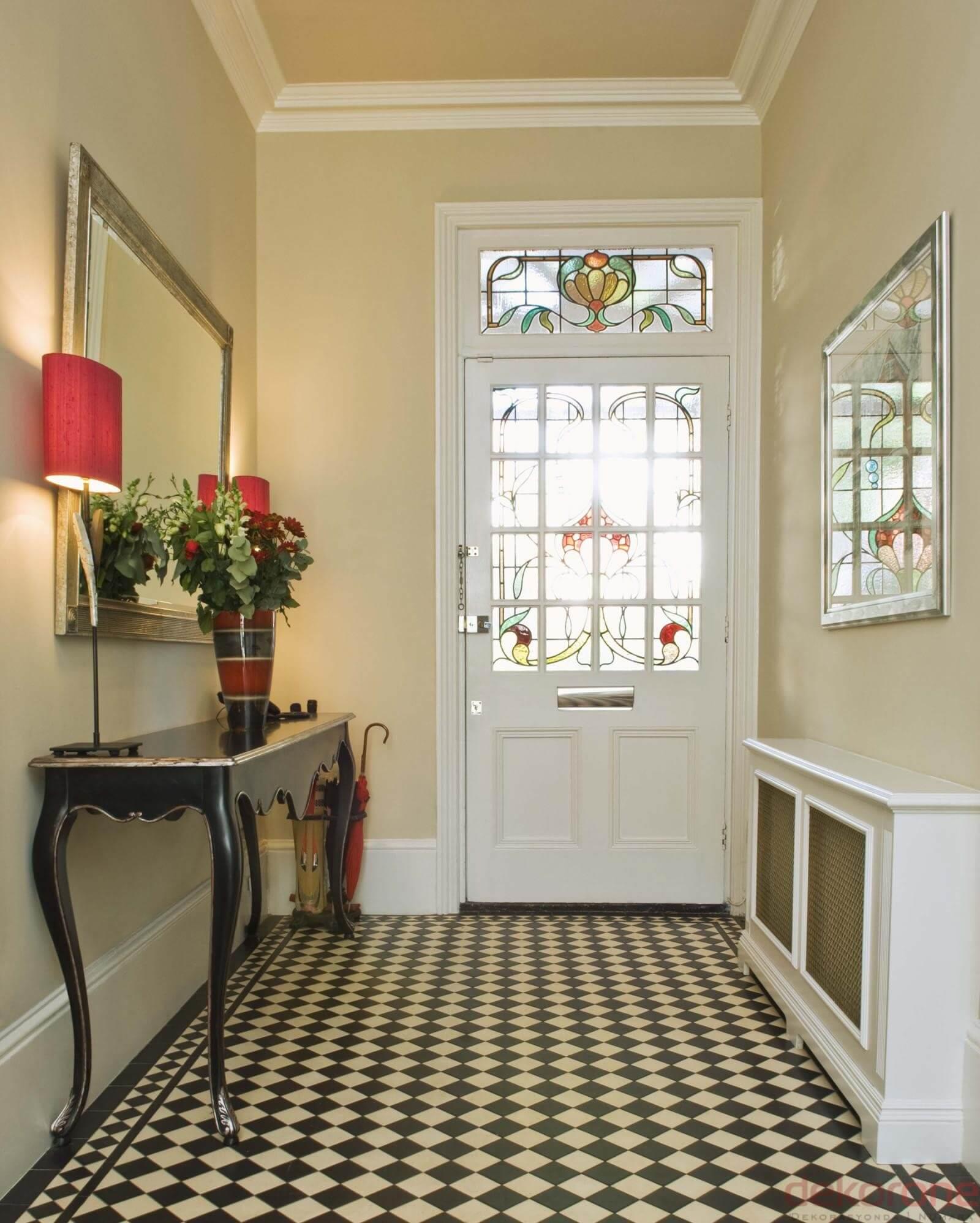 stunning-giris-dekorasyonu-5-evinizin-giris-holunu-dekore-etmek-2 Evinizin giriş holünü dekore etmek