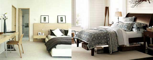 Cozy Foto: styleathome.com Yatak odası nasıl düzenlenmeli