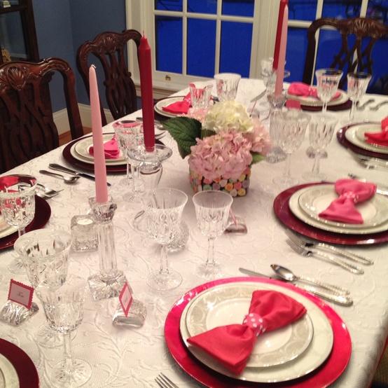awesome-sevgililer-gunu-romantik-sevgililer-gunu-masa-dekor-ayarlari-4 Romantik sevgililer günü  masa dekor ayarları