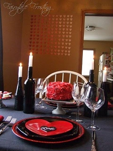 popular-sevgililer-gunu-romantik-sevgililer-gunu-masa-dekor-ayarlari-26 Romantik sevgililer günü  masa dekor ayarları