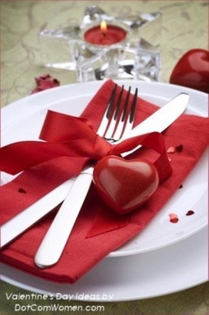 stunning-sevgililer-gunu-romantik-sevgililer-gunu-masa-dekor-ayarlari-24 Romantik sevgililer günü  masa dekor ayarları