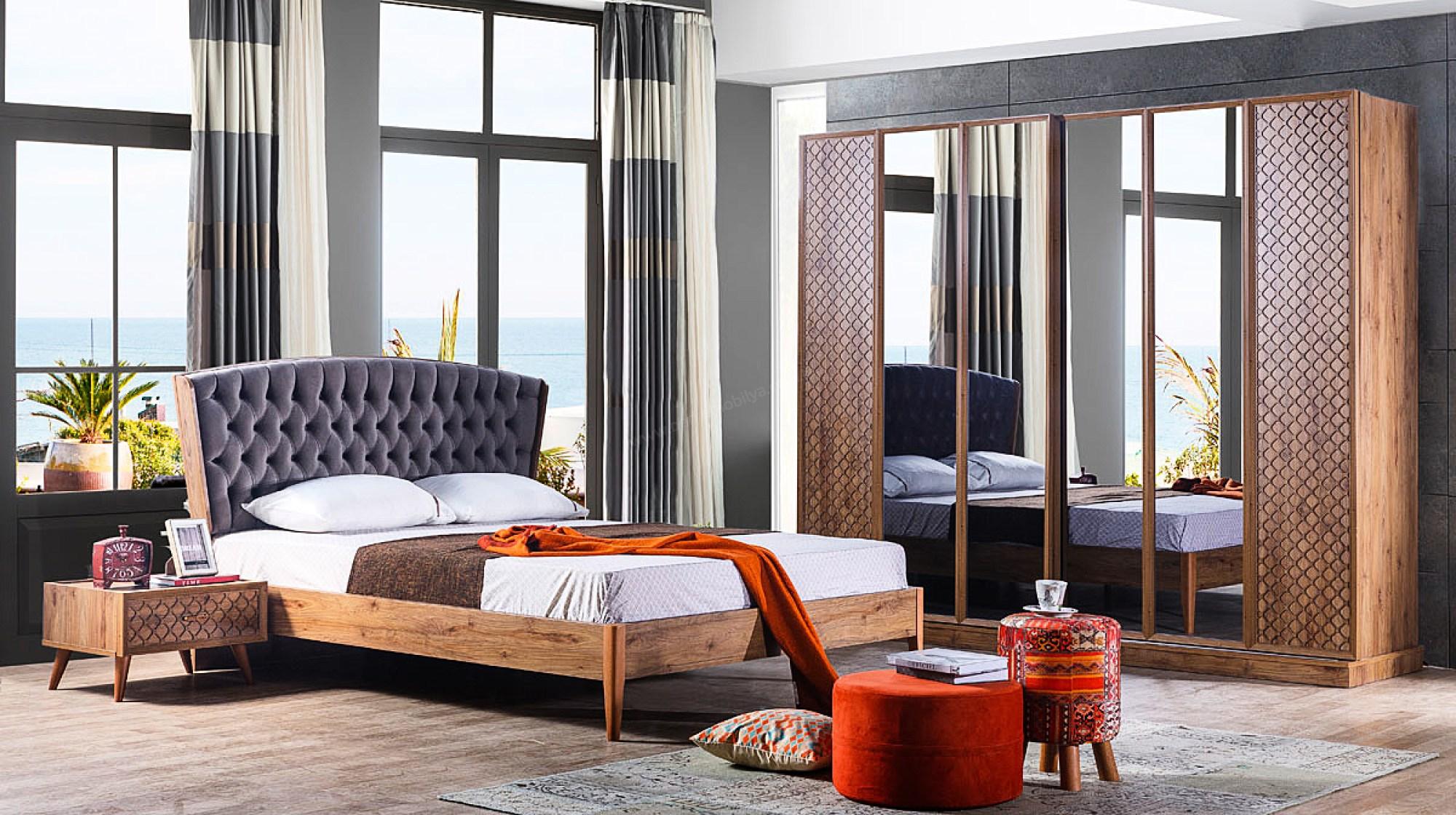 Yatak Odası İçin Doğru Mobilya Seçimi