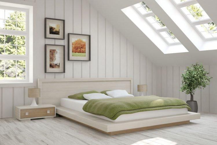 chic-yatak-odanizin-dekorunda-renk-nasil-kullanilir-12 Yatak odanızın dekorunda renk nasıl kullanılır