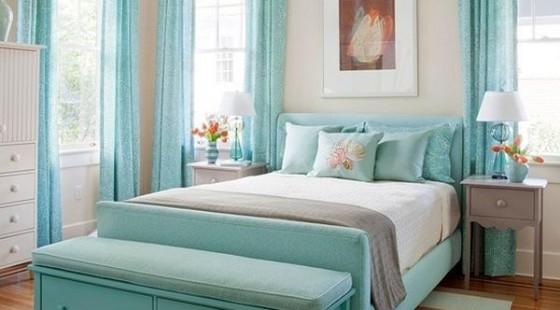 Chic  Yatak Odası Dekorasyon Temaları
