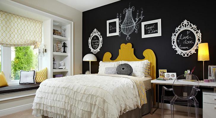 cozy-yatak-odasi-dekorasyonu-icin-heyecanli-fikirler-4 Yatak Odası Dekorasyonu için Heyecanlı Fikirler