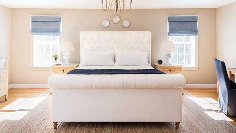 cute-huzurlu-yatak-odasi-dekorasyon-fikirleri-9 Huzurlu Yatak Odası Dekorasyon Fikirleri