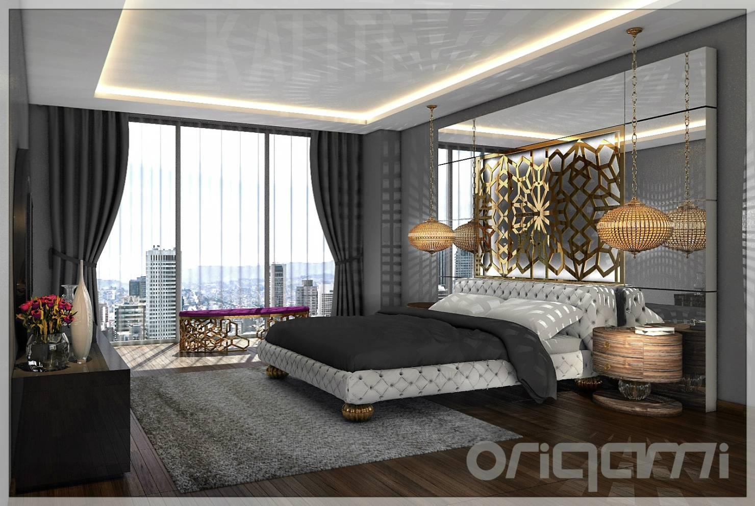 elegant-yatak-odasi-dekorasyon-temalari-18 Yatak Odası Dekorasyon Temaları