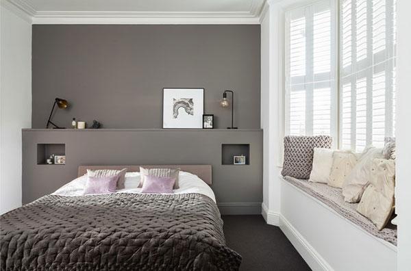 stunning-yatak-odasi-dekorasyonu-icin-heyecanli-fikirler-13 Yatak Odası Dekorasyonu için Heyecanlı Fikirler
