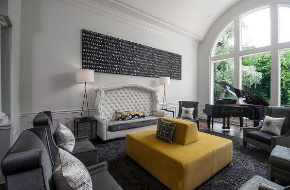 contemporary-ev-dekorasyon-fikirleri-23 Ev Dekorasyon Fikirleri