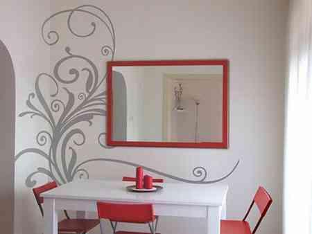 Modern  Eşsiz Duvar Dekorasyon Fikirleri
