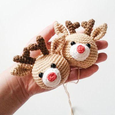 amazing-amigurumi-tig-geyik-oyuncak-ucretsiz-desen-6 Amigurumi Tığ Geyik Oyuncak Ücretsiz Desen