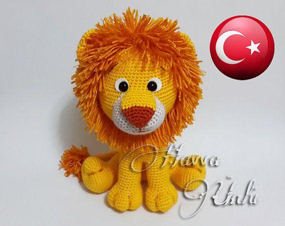 awesome-amigurumi-krose-aslan-ucretsiz-desen-3 Amigurumi kroşe aslan ücretsiz desen