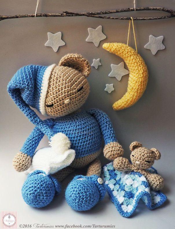awesome-amigurumi-tig-isi-bebek-osito-ucretsiz-desen-8 Amigurumi Tığ işi Bebek Osito Ücretsiz Desen
