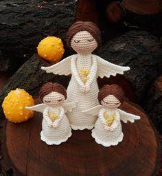 beautiful-amigurumi-crochet-angel-nacimiento-ucretsiz-desenler-9 Amigurumi Crochet Angel Nacimiento Ücretsiz Desenler