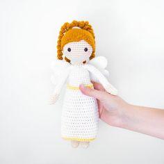 best-amigurumi-crochet-angel-nacimiento-ucretsiz-desenler-11 Amigurumi Crochet Angel Nacimiento Ücretsiz Desenler