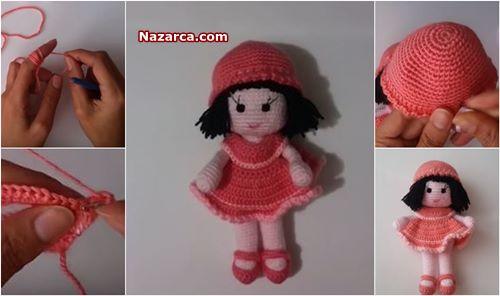 Best  En iyi Amigurumi Tığ işi Bebek Bebek Modelleri
