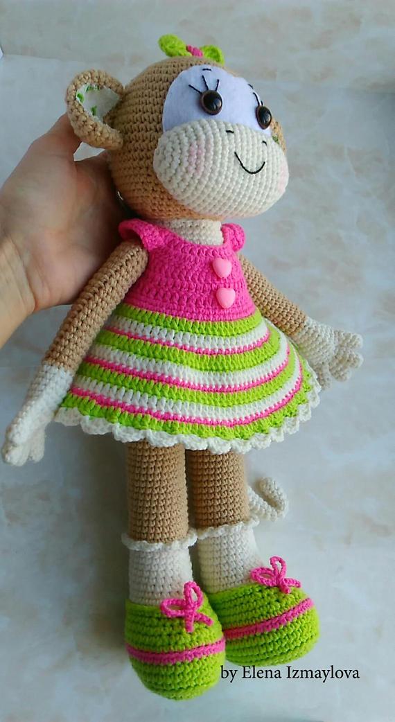 chic-amigurumi-tig-isi-doll-sara-ucretsiz-desen-5 Amigurumi Tığ işi Doll Sara Ücretsiz Desen