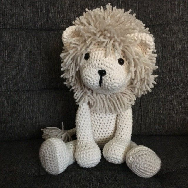 cool-amigurumi-krose-aslan-ucretsiz-desen-11 Amigurumi kroşe aslan ücretsiz desen