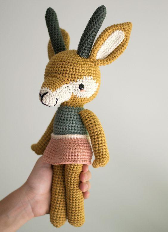 cozy-amigurumi-tig-geyik-oyuncak-ucretsiz-desen-2 Amigurumi Tığ Geyik Oyuncak Ücretsiz Desen