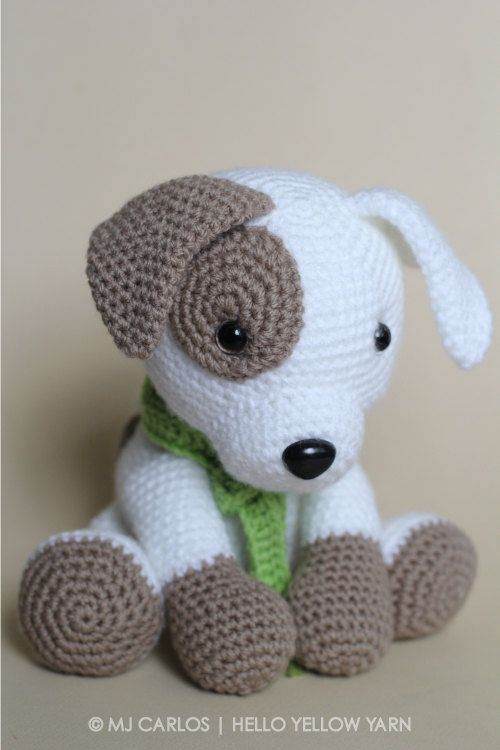 cozy-temel-kopek-amigurumi-krose-ucretsiz-desen-3 Temel köpek Amigurumi kroşe ücretsiz desen